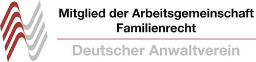 Mitglied Deutscher Anwalts Verein Familienrecht